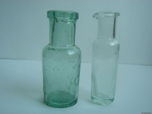 Аптечная посуда белого прозрачного стекла. - 2858220.jpg