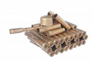 Поделки из патронов и гильз - 4873854-tank-toy.jpg