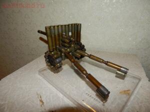 Поделки из патронов и гильз - Пушка из гильз..jpg