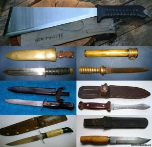 Коллекция ножей РИ и СССР - 8359895.jpg