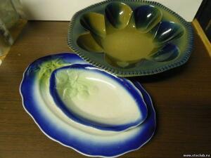 Помогите определить клеймо на тарелке - 2223324.jpg