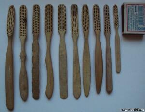 Зубные щётки, расчёски. - 4180424.jpg