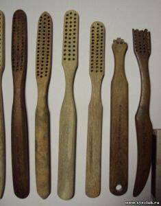Зубные щётки, расчёски. - 1318776.jpg