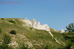 Крест на холме над монастырем. - DSC_0191.jpg