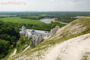 Вид с холма на современный монастырь и Дон. - DSC_0206.jpg