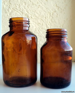 Аптечные стеклянные баночки для мазей - 7723296.jpg