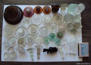 Разные старинные бутылки. - 3150016.jpg