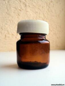 Аптечные стеклянные баночки для мазей - 5857025.jpg