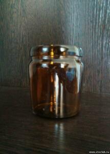 Аптечные стеклянные баночки для мазей - 1986443.jpg