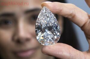 Самые дорогие драгоценные камни в мире - 4 бриллиант Наследие Уинстона фото.jpg