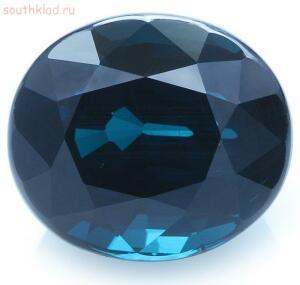 Самые дорогие драгоценные камни в мире - 17 Голубой гранат фото.jpg