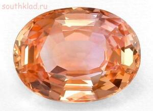 Самые дорогие драгоценные камни в мире - Падпараджа сапфир фото Padparadscha Sapphire.jpg