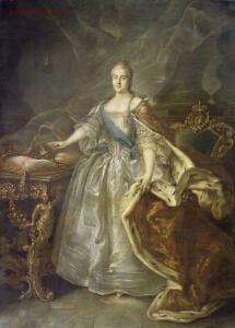 Екатерина II - монеты и др. - «Портрет-Екатерины-II».-Иван-Петрович-Аргунов.-1762-год-700x975.jpg