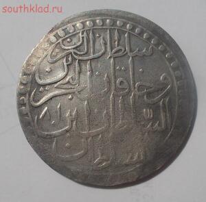 Благотворительный аукцион. 2zolota альтмашлык Мустафа 3 Османская Империя серебро - DSCN7378.JPG
