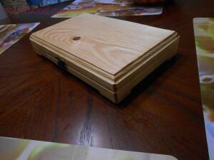 делаю из дерева для оформления и хранения находок - DSCN1092.JPG