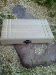 делаю из дерева для оформления и хранения находок - IMG_20150901_184915.jpg