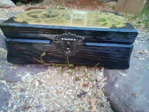 делаю из дерева для оформления и хранения находок - IMG_20150914_180844.jpg