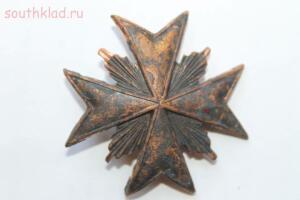 Знак для казаков Лейб гвардии Его Величества казачьего полка - IMG_6881.JPG