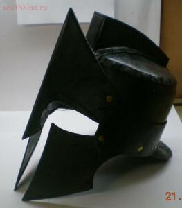 Спартанский шлем - DSCN5719.JPG
