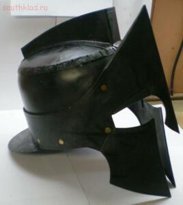 Спартанский шлем - DSCN5721.JPG
