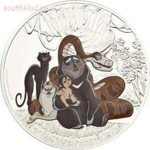 Необычные монеты - маугли.jpg