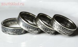 Необычные монеты - кольца из монет.jpg