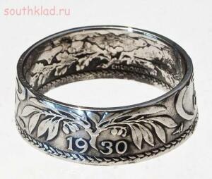 Необычные монеты - кольца из монет1.jpg