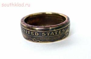 Необычные монеты - кольца из монет2.jpg