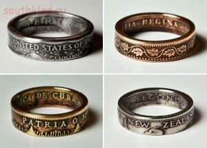 Необычные монеты - кольца из монет4.jpg
