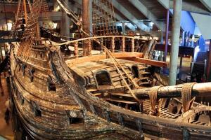 Единственный в мире сохранившийся корабль XVII века. - auPuS8xbDzk.jpg