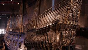 Единственный в мире сохранившийся корабль XVII века. - 9x-dxG7mFjI.jpg