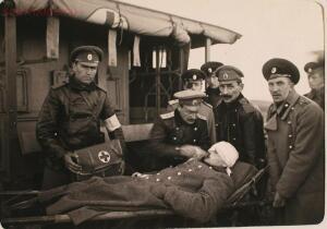 Авиационная рота и V дивизион при XII армии 1915 год - 3zCN9OaWt3I.jpg