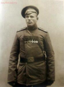 Статут ордена Святого Георгия - Говоруха П.К. – подпрапорщик 13-й Сибирской артбригады..jpg
