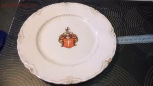 Немецкая старинная тарелка до 08.01.2016,19-00мск - WP_20160104_022.jpg