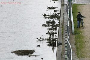 В Париже осушили канал Сен-Мартен - 3_020.jpg