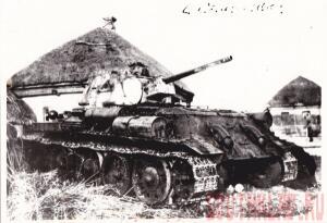 Танк командира 39 танковой бригады полковника Румянцева в х.Филиппенков январь 1943г - Статья 4.jpg