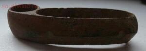 Кольцо от ножен бебута времён РИ и зацеп от пряжки. До 17.02.16г. в 21.00 МСК - P1270929.JPG
