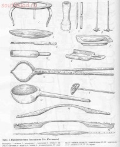 Таблицы-определители предметов быта IX-XV веков - archussr_drrus_bk_table04.jpg