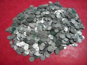 В Румынии найден клад, содержащий 1,5 тысячи сереб. монет. - small-serebryannye-monety-naydeny-v-rumynii.jpg