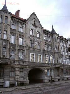 ул.Комсомольская тут у моего друга квартира-стекла и рамы еще довоенные  - 1574724.jpg