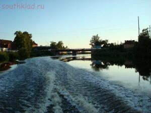 Вид с реки Дейма - Гвардейск с Деймы.jpg