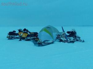 Вот такая зимняя рыбалка - рыбалка палатка.JPG