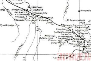 Карта немецких колоний-поселений в Ставрополье - лагеря-на-ставрополье.jpg