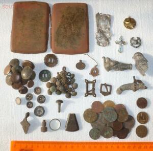 Лот всевозможных находок. Монеты, пуговицы и другое. До 13.04.16г. в 21.00 МСК - P1290253.JPG