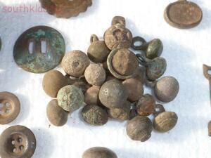 Лот всевозможных находок. Монеты, пуговицы и другое. До 13.04.16г. в 21.00 МСК - P1290256.JPG