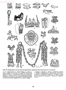 Справочник по старинным предметам Древней Руси. - p0340.jpg