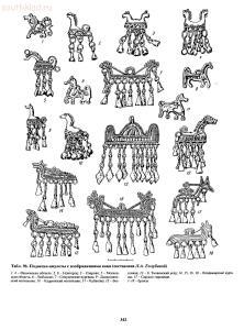 Справочник по старинным предметам Древней Руси. - p0342.jpg