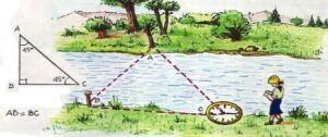 Как измерить ширину русла, не пересекая реку? - DUDqQgB2ogU.jpg