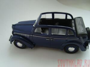 Моя маленькая коллекция моделек. - DSC08107.JPG