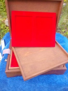 делаю из дерева для оформления и хранения находок - IMG_20160630_184850.jpg